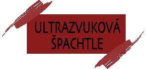 ultrazvuková špachtle odkaz Zuzana Kedroňová