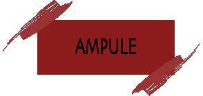 Ampule odkaz Zuzana Kedroňová
